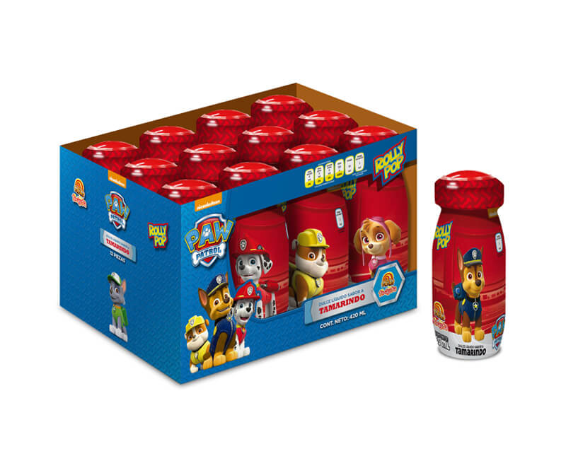 Rolly Pop Paw Patrol Tamarindo